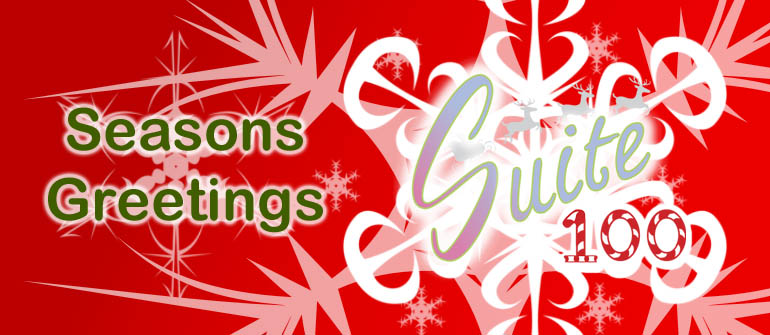 Seasons Greetings From Suite 100