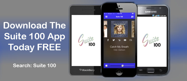 Download The Suite 100 App